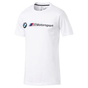 Thumbnail 4 of BMW MMS Logo Tee, Puma White, medium