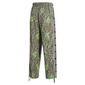 Thumbnail 4 of PUMA x SANKUANZ Double Knit Men's Track Pants, -Fluro Green, medium