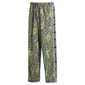 Thumbnail 1 of PUMA x SANKUANZ Double Knit Men's Track Pants, -Fluro Green, medium