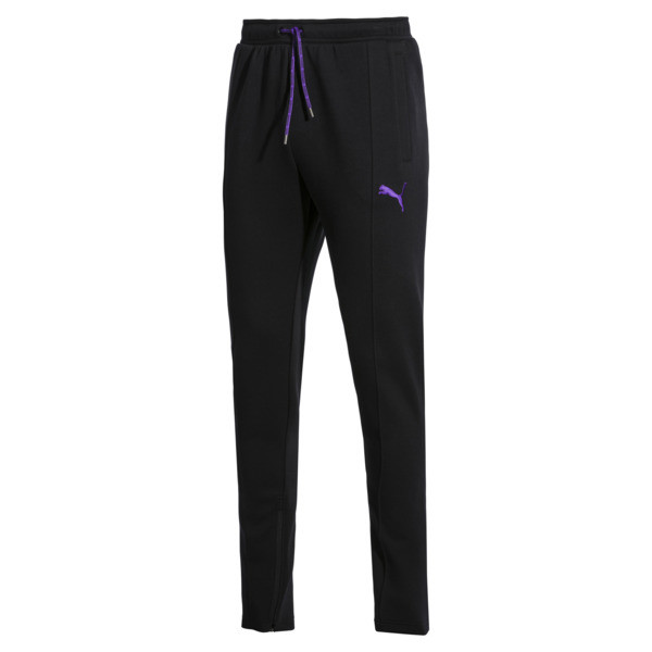 PUMA x SANKUANZ Fitted Men's Sweatpants, Puma Black, large