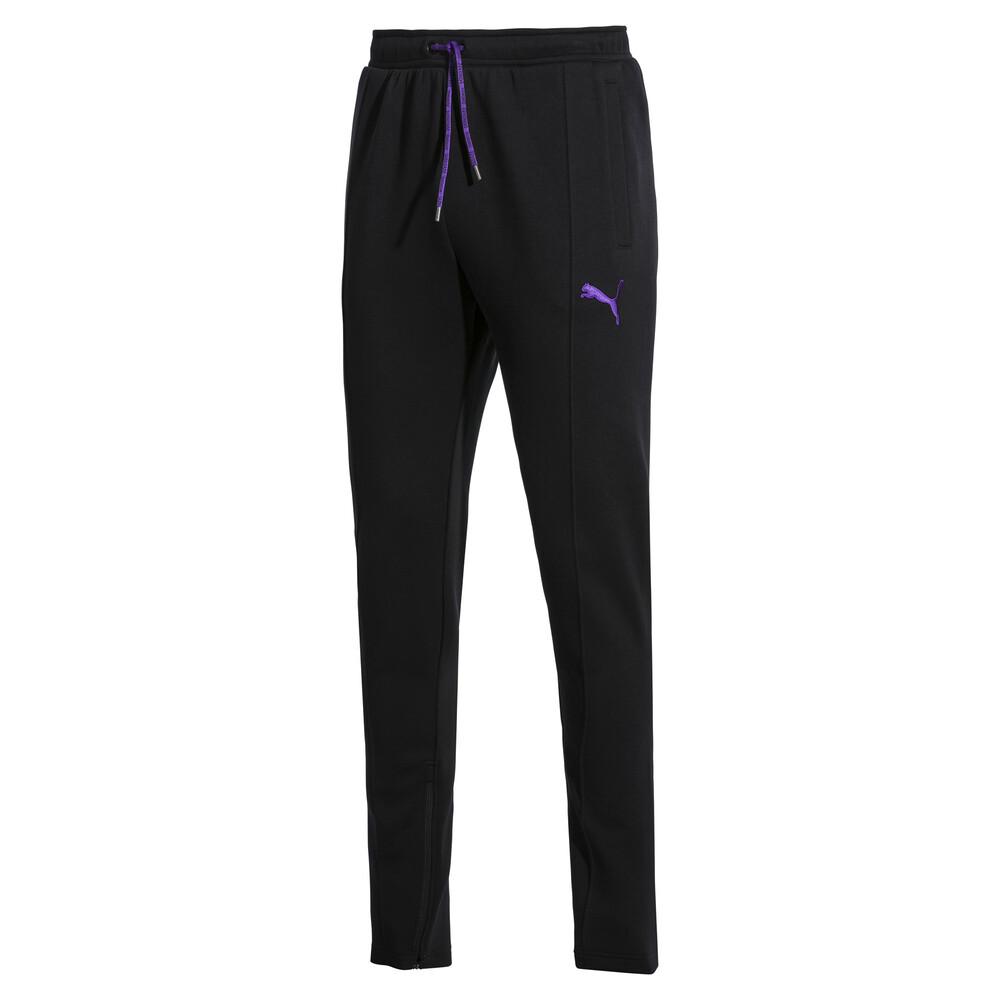 Купить Штаны PUMA x SANKUANZ Fitted Pants черного цвета
