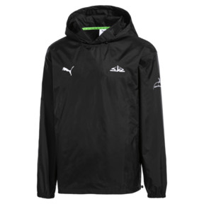 Thumbnail 1 of PUMA x SANKUANZ WINDBREAKER, Puma Black, medium-JPN