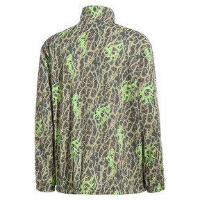 Thumbnail 4 of PUMA x SANKUANZ TRACK TOP, -Fluro green, medium-JPN
