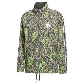 Thumbnail 1 of PUMA x SANKUANZ Double Knit Men's Track Top, -Fluro green, medium
