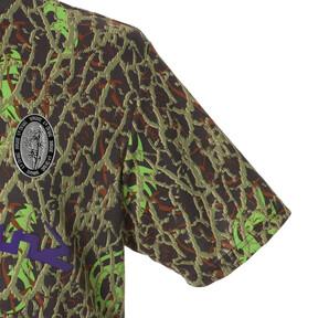 Thumbnail 7 of PUMA x SANKUANZ TEE, -Fluro green, medium-JPN