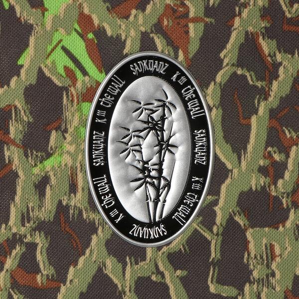 PUMA x SANKUANZ TEE, -Fluro green, large-JPN