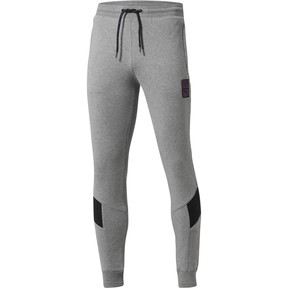 Thumbnail 1 of PUMA x PRPS Men's Overlay Pants, MGH-Puma Black, medium