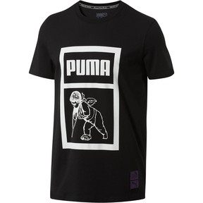 Thumbnail 1 of PUMA x PRPS SS Tee, 01, medium