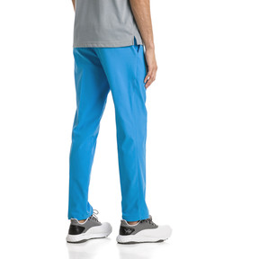 Thumbnail 2 of Tailored Jackpot Woven Men's Golf Pants, Bleu Azur, medium