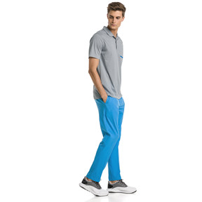 Thumbnail 3 of Tailored Jackpot Woven Men's Golf Pants, Bleu Azur, medium