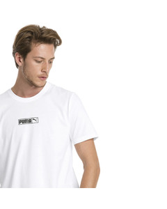 Image Puma Graphic Logo No. 2 Short Sleeve Men's Tee