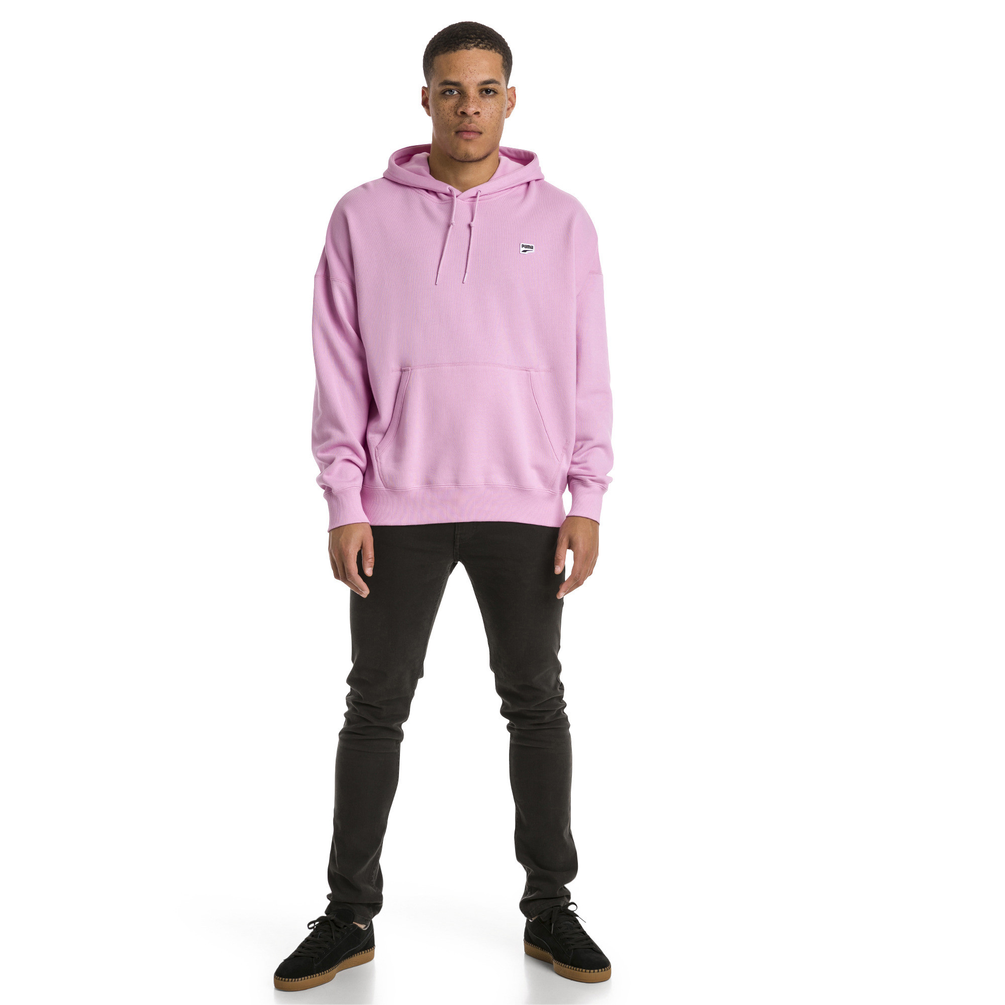 Image Puma Downtown Knitted Men's Hoodie #3