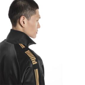 Thumbnail 3 of LUXE PACK Track Jacket, Puma Black, medium