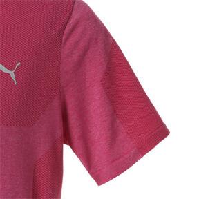 Thumbnail 4 of ゴルフ evoKNIT ブレイカーズ ポロシャツ (半袖), Fuchsia Purple Heather, medium-JPN