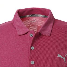 Thumbnail 6 of ゴルフ evoKNIT ブレイカーズ ポロシャツ (半袖), Fuchsia Purple Heather, medium-JPN