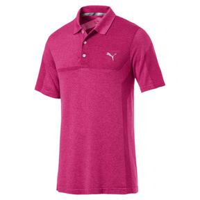 Thumbnail 1 of ゴルフ evoKNIT ブレイカーズ ポロシャツ (半袖), Fuchsia Purple Heather, medium-JPN