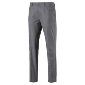 Pantalones jaspeados de golf con 5 bolsillos de hombre Jackpot
