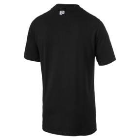 Thumbnail 3 of Downtown Beach Men's Graphic Tee, Cotton Black, medium