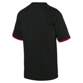 Thumbnail 4 of LUXE PACK Tape T-Shirt, Puma Black-AOP, medium