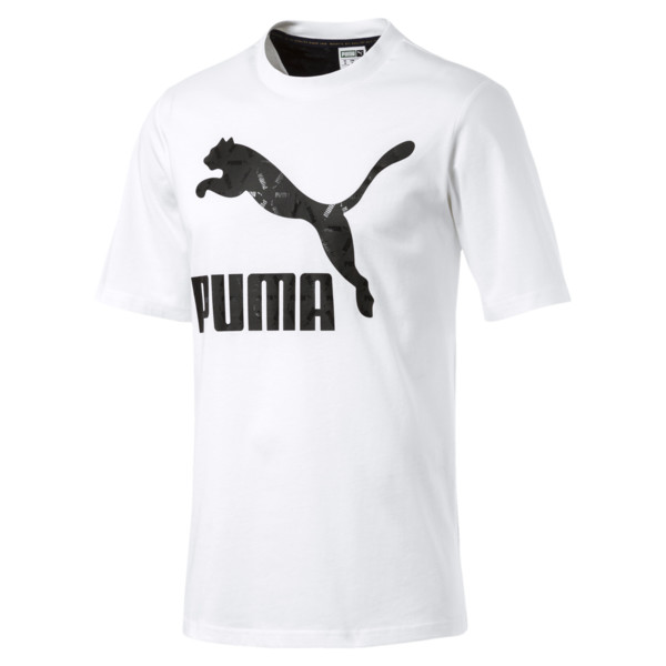 LUXE PACK T-Shirt, Puma White, large