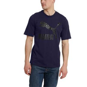 Thumbnail 2 of LUXE PACK T-Shirt, Peacoat, medium