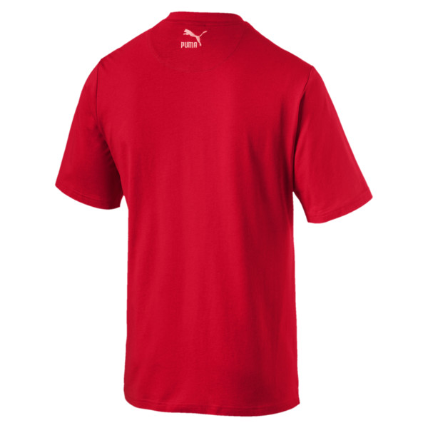 LUXE PACK T-Shirt, High Risk Red, large