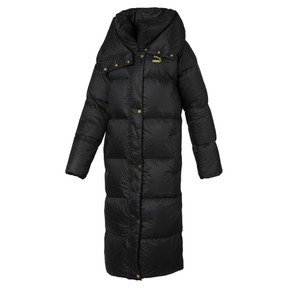 Longline Women's Down Coat