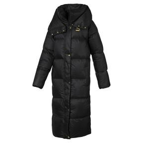Thumbnail 1 of Longline Women's Down Coat, Puma Black, medium
