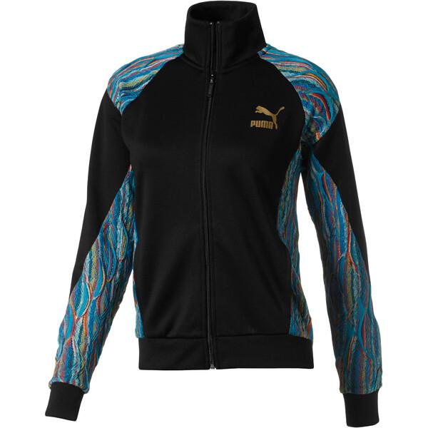 PUMA x COOGI Women's Jacket, Puma Black, large
