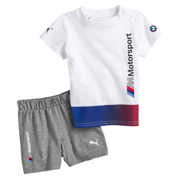 5838f3be41f BMW M Motorsport Infant Set, Puma White, large