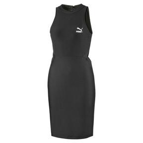 Thumbnail 1 van Classics jurk met uitsnijding voor vrouwen, Puma Black, medium
