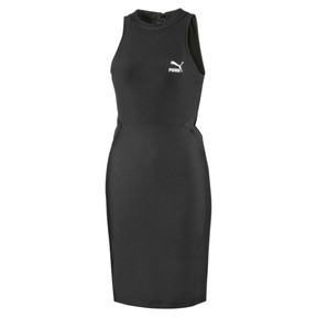 Thumbnail 1 of Classics Cut-Out Women's Dress, Puma Black, medium