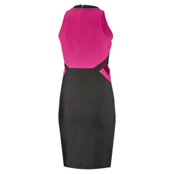 Classics Women's Cut Out Dress, Fuchsia Purple, large
