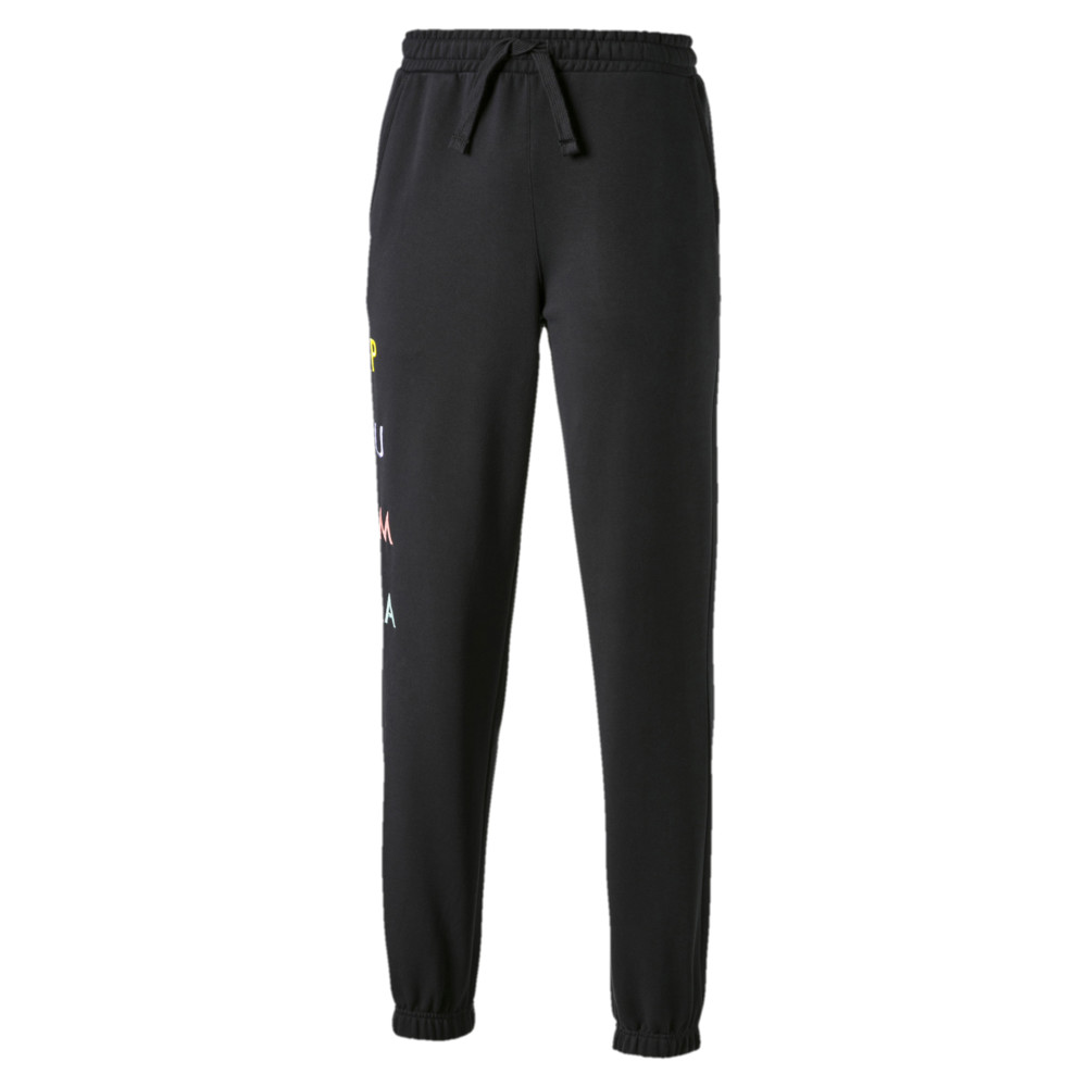 7451627e15dfef Fierce Cat Men's Sweat Pants | 10 - Black | Puma