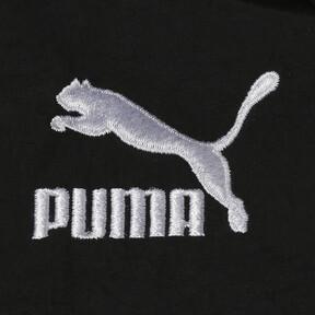 Thumbnail 1 of 90S RETRO ウーブン ヘッドスルー ジャケット, Puma Black, medium-JPN