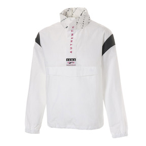 90S RETRO ウーブン ヘッドスルー ジャケット
