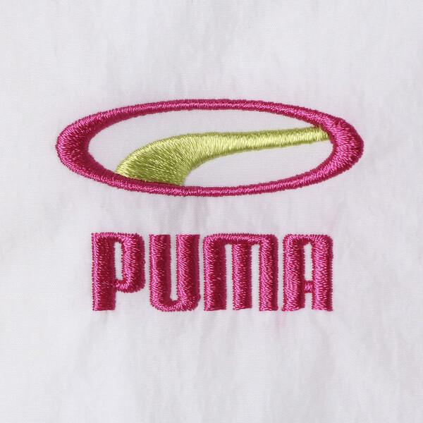 90S RETRO ウーブンジャケット, Puma White, large-JPN