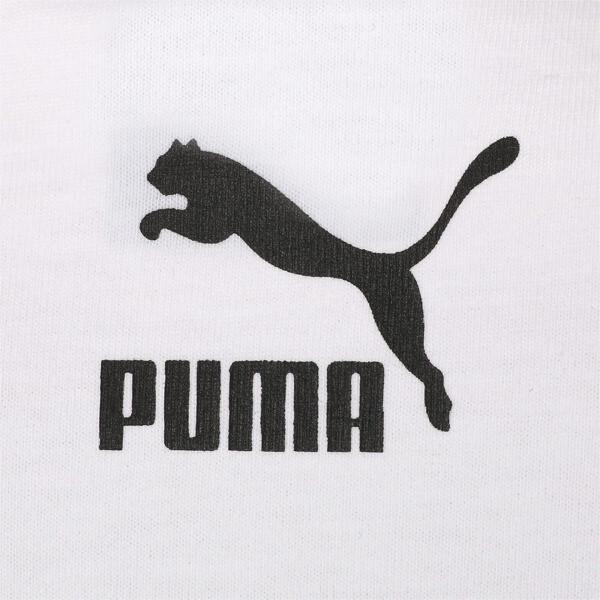 90S RETRO SS Tシャツ, Puma White, large-JPN