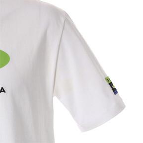 Thumbnail 4 of 90S RETRO SS Tシャツ, Puma White, medium-JPN