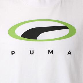 Thumbnail 6 of 90S RETRO SS Tシャツ, Puma White, medium-JPN