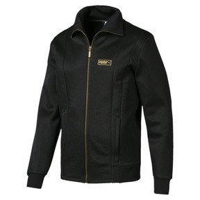 Thumbnail 5 of T7 Spezial Trophy Men's Track Jacket, Puma Black, medium
