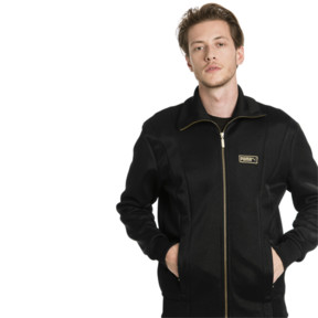 Thumbnail 1 of T7 Spezial Trophy Men's Track Jacket, Puma Black, medium