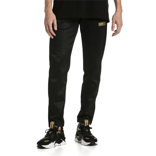 T7 Spezial Trophy Track Pants, Puma Black, large