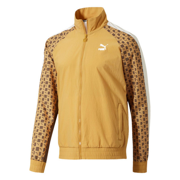 Lux Woven T7 Track Jacket, 01, large