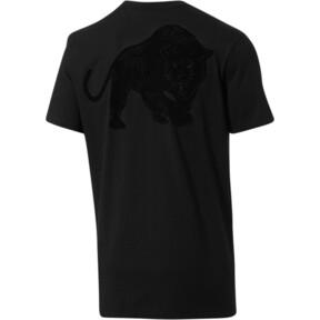 Thumbnail 3 of Lux Men's MCS Graphic T-Shirt, Puma Black, medium