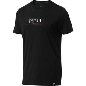 Thumbnail 1 of Lux Men's MCS Graphic T-Shirt, Puma Black, medium