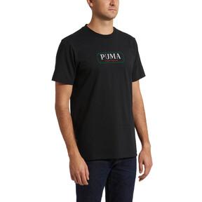 Thumbnail 2 of Lux Men's MCS Graphic T-Shirt, Puma Black, medium