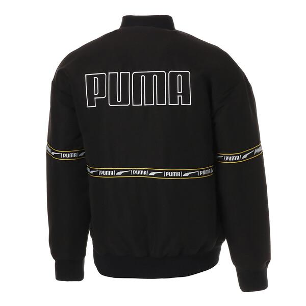 CHECK HEAVY BOMBER, Puma Black, large-JPN