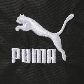Thumbnail 3 of CHECK WOVEN PANTS, Puma Black-Check, medium-JPN