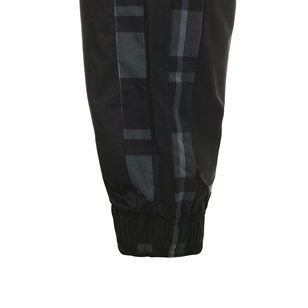 CHECK WOVEN PANTS, Puma Black-Check, large-JPN